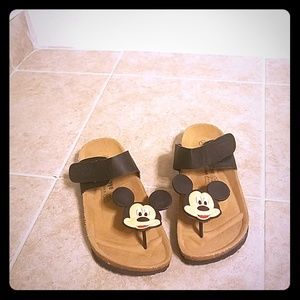Women's Mickey Mouse sandals